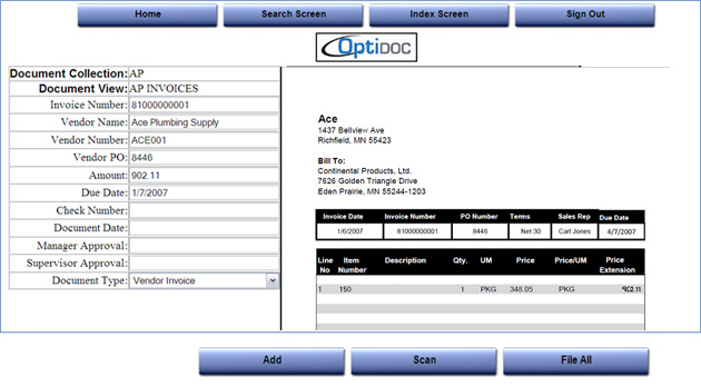 OptiDoc - Revolutionary Enterprise Document Management Solutions